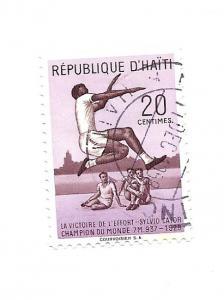 Haiti 1958 - Scott #423