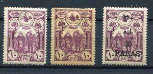 Turkey  1921 MH 1st Overprint 8228