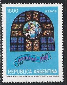 ARGENTINA 1329 MOG Z3219
