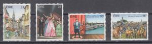 Ireland    #695-98    mnh      cat $4.95