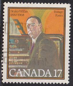 Canada 861 Healey William 1980