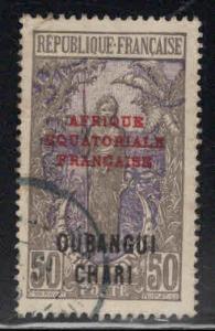 Ubangi-Shari Scott 58 used