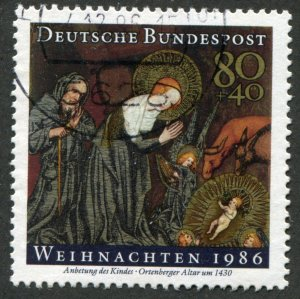 Germany    Sc.# B651  used