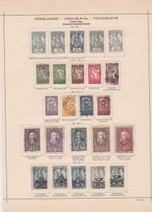 slovakia 1919 stamps page ref 17527