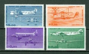 FRANCE AIR SET #C56-59 MNH...$38.30