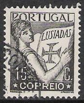 Portugal #501 Lusiads Used