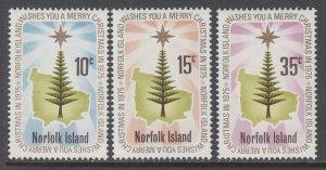 Norfolk Island 187-189 MNH VF
