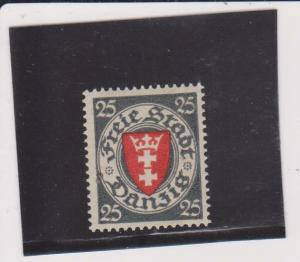 Danzig 179 MNH (Mi197xa) (Minute Gum Flaw  Right Back, See Scan) see description