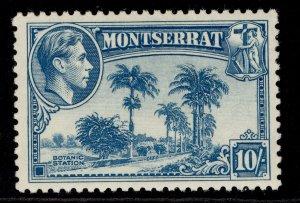 MONTSERRAT GVI SG111, 10s pale blue, M MINT. Cat £23.