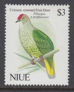 Niue 610 Bird MNH VF