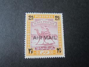 Sudan 1932 Sc C16 MH