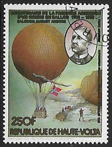 Upper Volta # 622 - Salomon Andrée - used .....{BRN32}