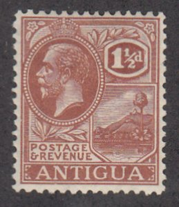 Antigua - 1929 - SC 47 - LH