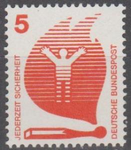 Germany #1074 MNH F-VF (SU1736)