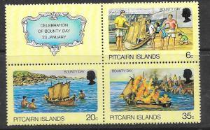 Pitcairn Islands #176a Bounty Day (MNH) CV$8.00