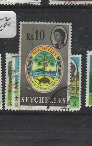 SEYCHELLES  (PP2905B)  QEII SG 210-2        VFU