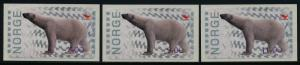 Norway set of 3 2007/8 Frama Labels - Polar Bears