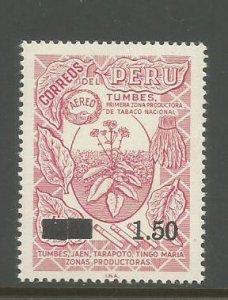 Peru    #C436  MNH  (1976)  c.v. $0.35