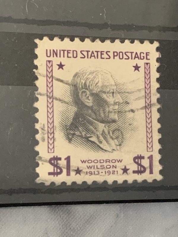 Stamp 832b VF JUMBO OG NH, clear watermark, very la..MORE.. ww2425