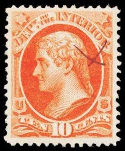 U.S. OFFICIALS O19  Used (ID # 101529)