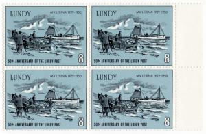 (I.B) Cinderella Collection : Lundy 8p (50th Anniversary)
