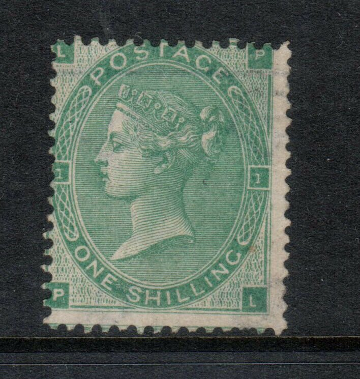 Great Britain #42 (SG #90) Mint Fine Unused (No Gum) **With Certificate**