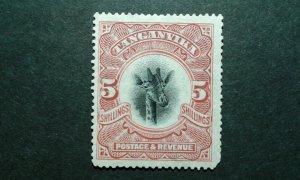 Tanganyika #26 unused no gum e206 10169
