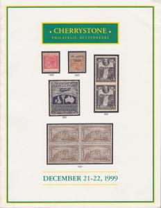 Western Europe. Zeppelin covers, British Comm. Cherrystone Dec 21-22, 1999 sale
