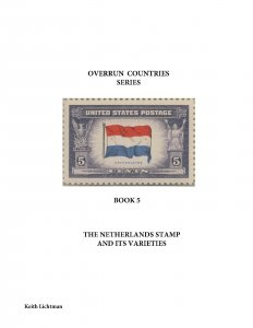 The Netherland Stamp & It's Varieties, Scott's 913, Spiral bound, 73 color pages