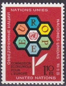 United Nations Geneva #27  MNH   (S7741)