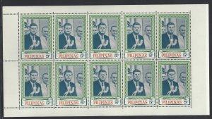 IXA-XIIIA JFK/RFK Kennedy Memorial (Unissued) CV$124