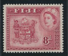 Fiji  SG288   SC# 155    Mint very light trace of Hinge