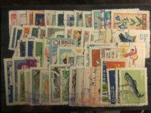 Fantastic North Korea DPR Used Stamp Collection lot