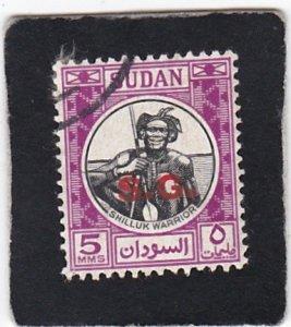 Sudan,  #   O48     used