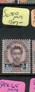 THAILAND  (P1105B) RAMA   10A/24A   SAK  50   MOG