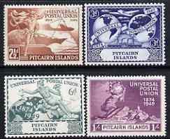 Pitcairn Islands 1949 KG6 75th Anniversary of Universal P...