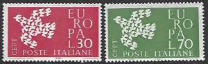Italy #845-846 Mint Hinged Set of 2 Europa