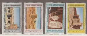 Mauritania Scott #528-531 Stamps - Mint NH Set
