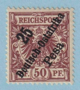 GERMAN EAST AFRICA 10  MINT HINGED OG * NO FAULTS VERY FINE!
