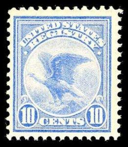 U.S. REGISTRATION F1  Mint (ID # 80826)