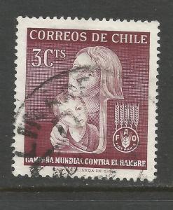 CHILE 342 VFU V726-4