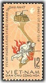 Vietnam 1962 MNH Stamps Scott 217 Army Industry War for Reunification
