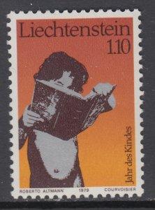 Liechtenstein 667 MNH VF