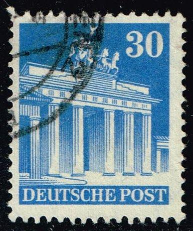 Germany #649a Brandenburg Gate; Used (0.45)