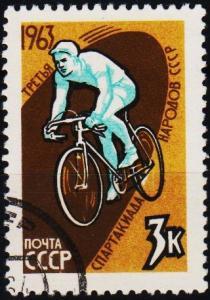 Russia.1963 3k S.G.2868b Fine Used