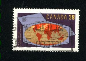Can #1251   -3     used VF 1989 PD