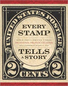 Every Stamp Tells A Story - signed by Cheryl Ganz