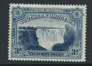 Southern Rhodesia SG 35b  MH