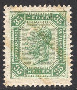 AUSTRIA SCOTT 101A