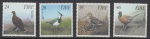 Ireland - 1989 Fauna Birds Sc# 755/758 - MNH (9277)